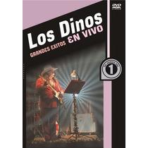 Los Dinos - Los Numero Uno - En Vivo - Grandes Exitos Dvd