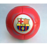 Balon Futbol Campo #5 Real Madrid Y Barcelona