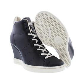 Zapatos adidas Mujer Stan Smith Up Sneakers Originales 100%