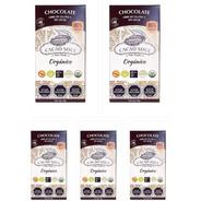 Pack 5 Chocolate Vegano 85% Orgánico Cacao Soul Barra 100g
