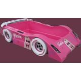 Excelete Base De Cama Indivitual Auto Barbie A Precio