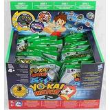 Sobre De Medallas Yo-kai Verde Serie 3 En Español Hasbro