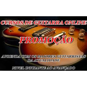 7 Cursos De Guitarra Online + 5 Brindes
