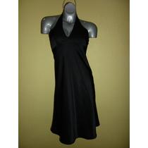 Vestido Marca Bcbg Maxazria Color Negro Talla Chica 6