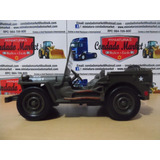 Camioneta Militar Jeep Willys