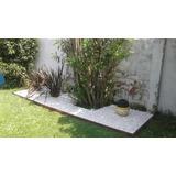 Piedra Partida Blanca Marmol Granza X 25 Kg Premium Oferta