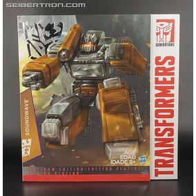 Transformers Platinum Edition Soundwave