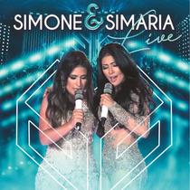 Simone & Simaria - Live - Cd Original *pronta Entrega