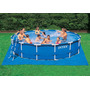 Lona Base Para Piscinas Intex 28048 Diámetro Hasta 457cm