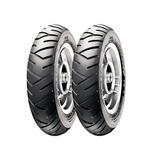 Cubierta 110 80 10 Pirelli Sl26 Honda Ch 250elite