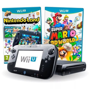 Nintendo Wii U Deluxe Super Mário 3d World 32gb