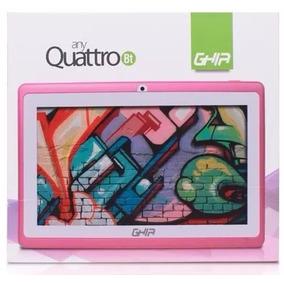 Tablet Pc 7 Android 5 1gb 8gb 2cam Ghia Quadcore Hd Wifi Bt