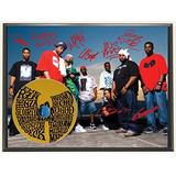 Wu-tang Clan Edición Limitada Signature Series Picture Disc