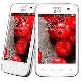 Lg Optimus L3 Ii E435 Dual Chip, Android 4.1 - Novo Promoção
