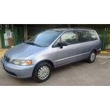 Honda Odyssey Camioneta Van Suv 6 Asientos Familia, Viajes