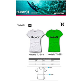 2 Camisetas Hurley