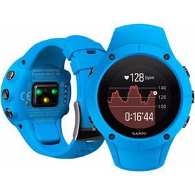 Reloj Deporitvo Suunto Spartan Trainer Pulsometro Gps Azul