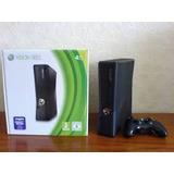Xbox 360 Slim Destravado Com Kinect, Mais 2 Controles