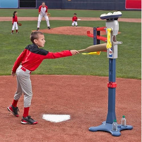 Entrenador Baseball Niños Step 2 Bat Beisbol Baseball
