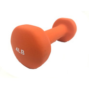 Pesas Mancuernas Unofit 1 Pza 4 Lbs (1.8kg) Neopreno Fitness