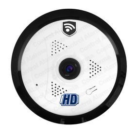 Camara Ip Wifi 3d 360 Hd 960p Seguridad Casa Dvr 128gb Dr10r