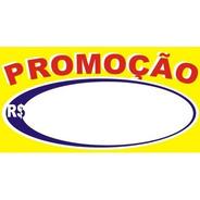 50 Etiquetas De Pvc 70 Mm X 37 Mm   Promoçao