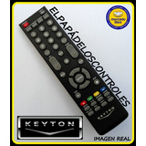 Control Remoto Tv Keyton Lcd Led 100% Original.!!!