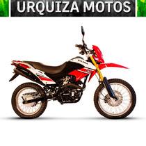 Moto Cross Gilera Smx 200 Enduro Triax Zr 0km Urquiza Motos