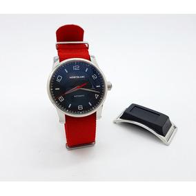 Reloj Mont Blanc Timewalker Automatico Como Nuevo Original