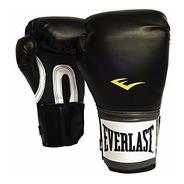 Guantes Boxeo Entrenamiento Box 16oz Negro Everlast