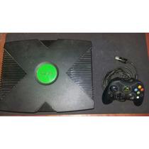 Xbox Clássico Com Desbloqueio Evo X