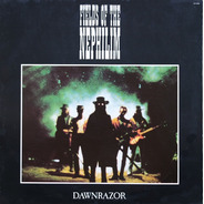 Lp Vinil (m) Fields Of The Nephilim Dawnrazor Ed. Br 1987