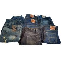 Calça Jeans Masculina Excelente Qualidade! 100% Algodão!