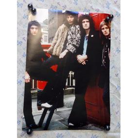 Poster Queen Freddie Mercury Oficial