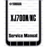 6 Manuales De Servicio Y Parte Yamaha Xj 650-700 Maxim Pdf