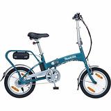 Bicicleta Plegables Asistida A Motor Makita Bby180
