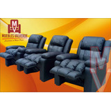 Sillon Reclinable Super Alcolchado