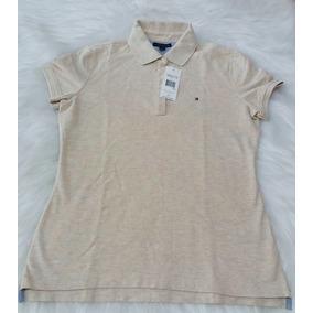 Blusa Pólo Feminina Importada Tommy Hilfiger - Tamanho M