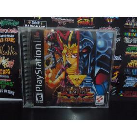 Yu-gi-oh! Forbidden Memories Ps1 Psx Playstation Jogos Games