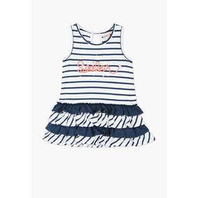Vestido Para Niña Marca Española Bóboli 3 Y 6 Años