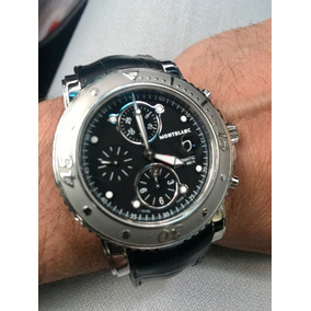 Mont Blanc Sport Cronografo Modelo Novo