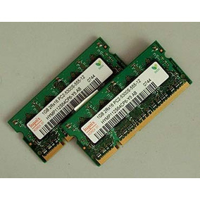 Memoria Ram Ddr2 1gb Laptop Bus 667 Mhz