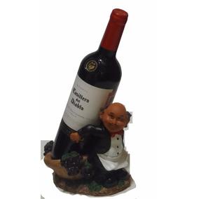 Mesero Porta Botella De Vino