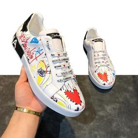 3daa73e502041 Sapatos Dilce Gabbana Masculinos - Sapatos no Mercado Livre Brasil