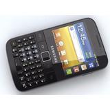 Samsung Y Pro B7510 Con Accesorios Reful Caja Blanca