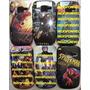 Capa Case Dupla Proteção Nokia C3 - Heroes Marvel