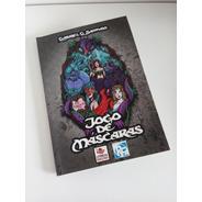 Jogo De Máscaras - Livro Ilustrado