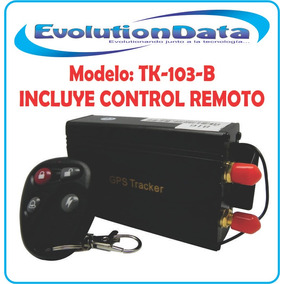 Gps Tracker Tk103b Rastreo Vehicular Satelital Gsm