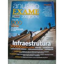Exame infraestrutura