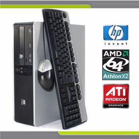 Computadora Dual Core Disco 80gb, 4gb Ram Y Grabadora Dvd